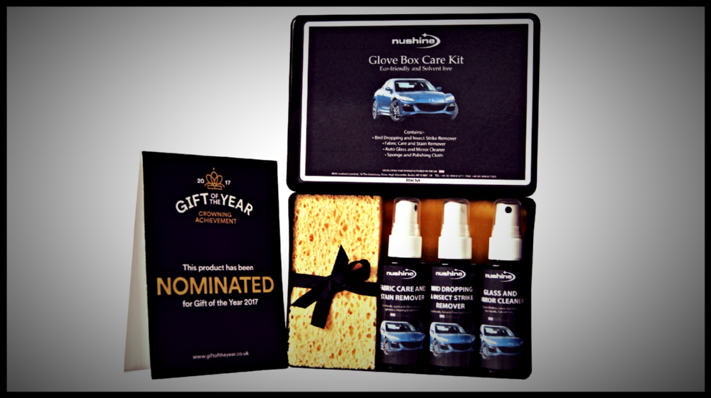 Glove Box Car Care Kit